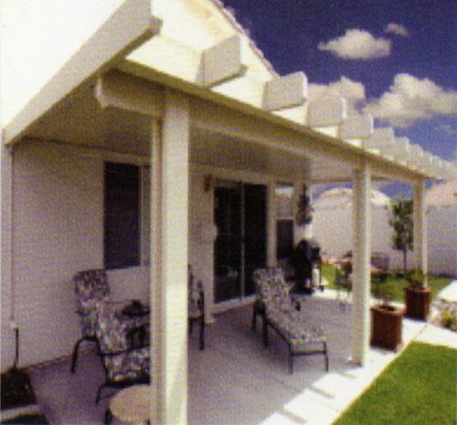 Patio Covers - Morris Aluminum & Canvas Co.
