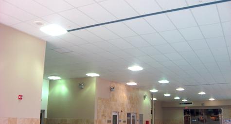 Pool Area - Accurate Acoustics, Inc.