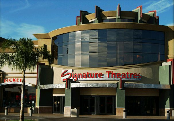 Signature Theatres  - Precision Concrete Construction, Inc.