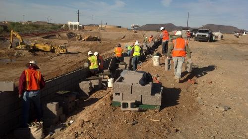 Retaining Walls - Superior Masonry Inc.