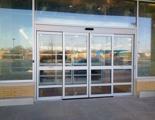 Automatic Doors - record automatic doors inc. & record automatic doors inc. - Wood Dale Illinois   ProView Pezcame.Com