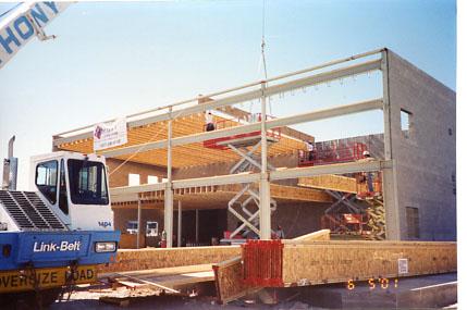 Chapman Honda - CMR Construction LLC
