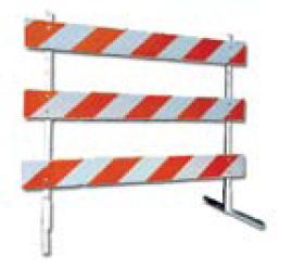 Type III Barricade - R P Barricade Inc.