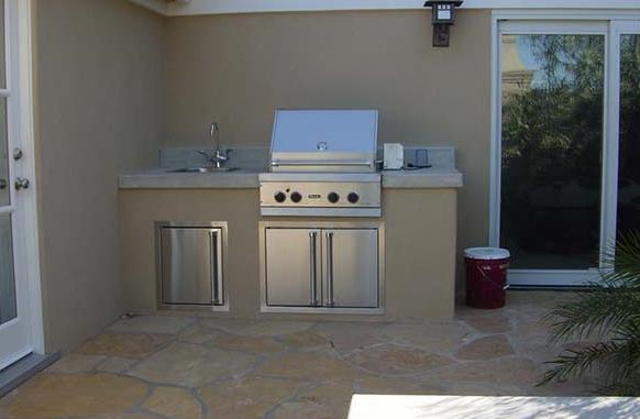 Fire Place & BBQ - Concrete Etc. Inc.