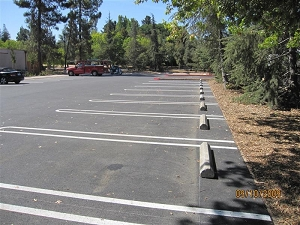 Parking Lots - Weatherly Striping Company