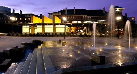 Addison Arts Pavilion - Big Sky Construction Co., Inc.