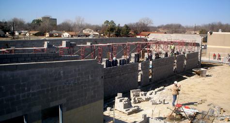 Atwood McDonald, Fort Worth ISD Bid Package #040 - Big Sky Construction Co., Inc.