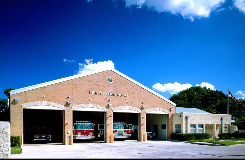 Fire Station No. 25, Dallas TX