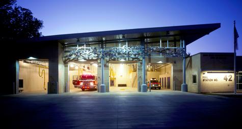 Fire Station No. 42 - Big Sky Construction Co., Inc.