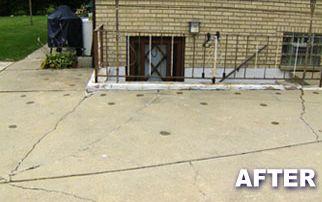 Concrete Project (After) - CRC Concrete Raising & Repair