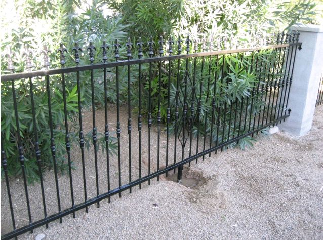 Rojo Fences - Rojo Iron Works LLC
