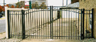 Ornamental Aluminum Fences  - American Fence Professionals, Inc.