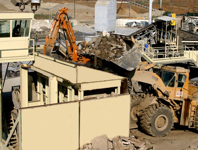 Concrete Rubble Recycling - RAMCO