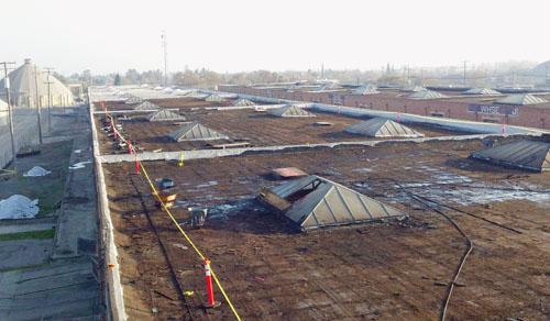 Asbestos Removal  - Central Valley Environmental