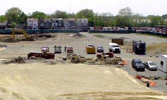 Construction Job Sites  - Mr. Cesspool