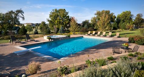 Barrington Hills Pool - Sunset Pools & Spas