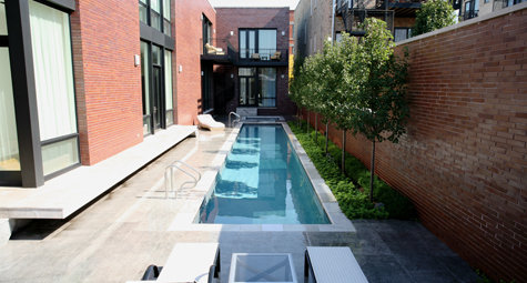 Chicago Pool - Sunset Pools & Spas