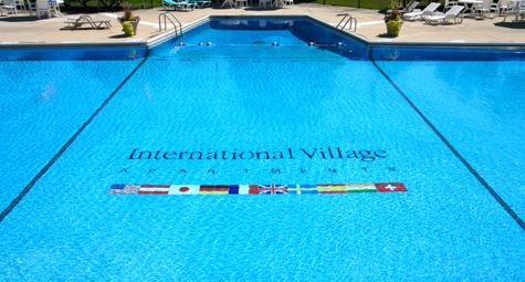 International Village - Sunset Pools & Spas