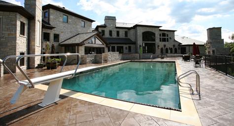 Kenosha Pool - Sunset Pools & Spas