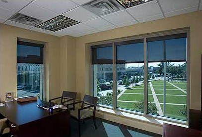 Commercial Shades - Arizona Blinds