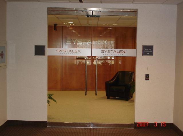 Campbell Glass Door Service Inc Herculite Doors Image Proview
