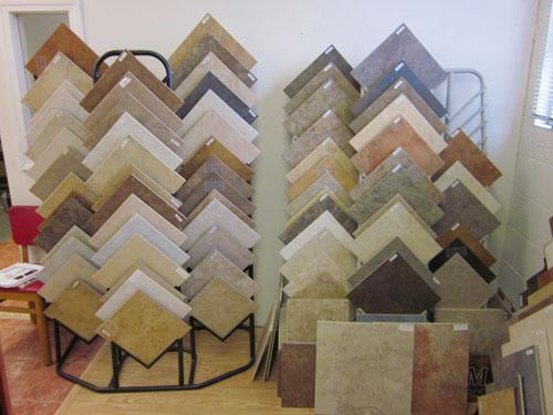 Tile Flooring  - Carpets Plus Inc.