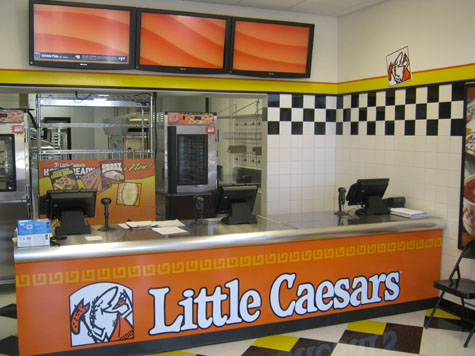 Little Caesars  - Home Wiring Services