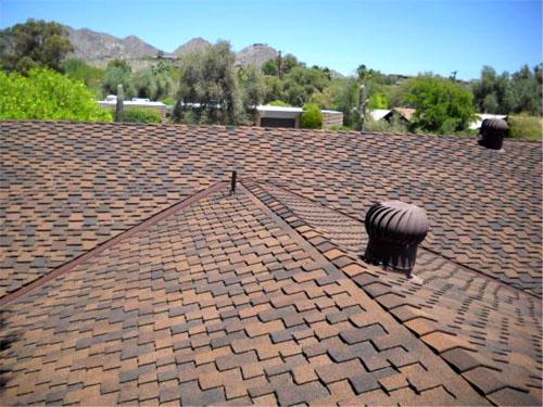 Master Shingle - Capstone Roofing LLC