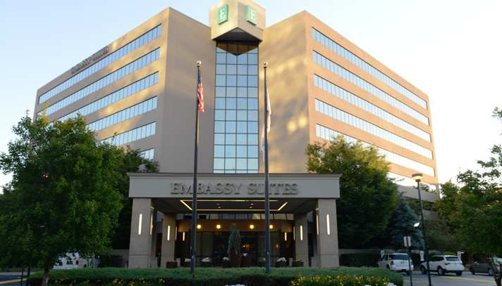 Embassy Suites - Secaucus, NJ - B & B Lightning Protection