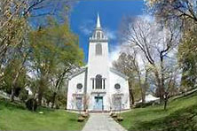 Greenfield Hill Congregational Church - Fairfield, CT  - B & B Lightning Protection