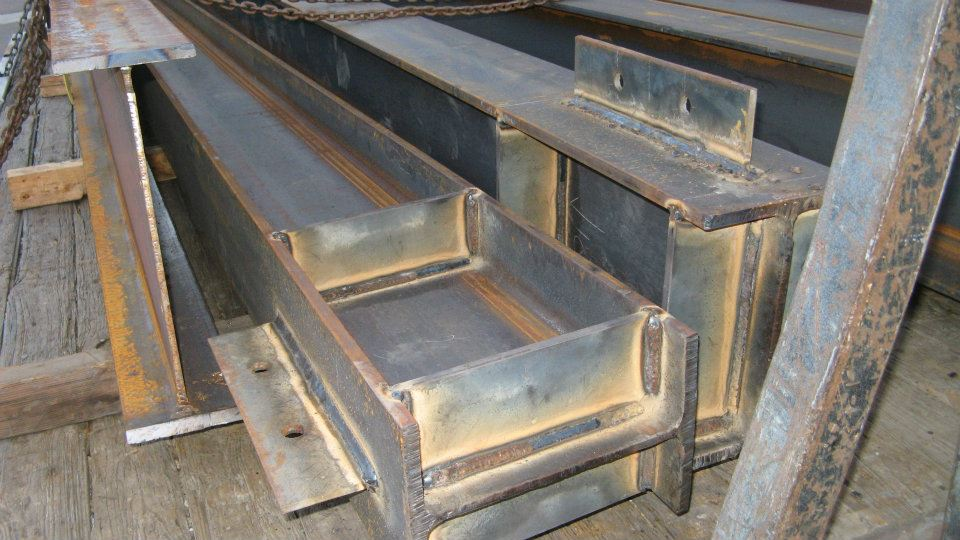 Structural Steel - Carroll Metal Works, Inc.