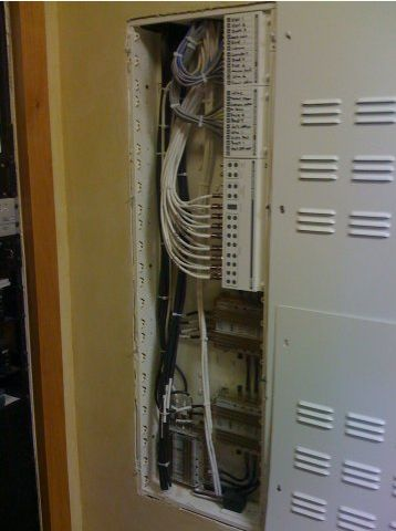Structured Wiring Panel - Alpha Alarm & Audio Inc.