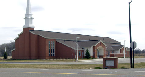 LDS Church Otsego, MN