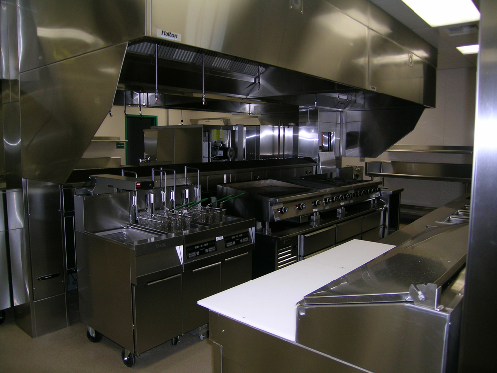 Commercial kitchen design la canada california food service consultants proview - Commercial kitchen designer ...