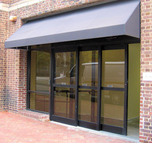 Telescoping Slide Door & Virginia Automatic Door Co. - Telescoping Slide Door Image | ProView