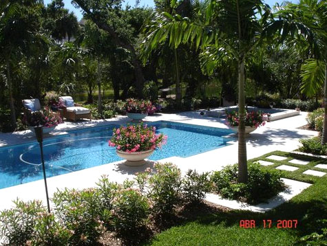 Sunflower Landscaping Co Vero Beach Florida ProView