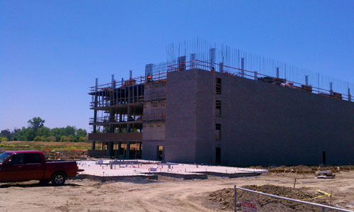 MMV Construction - PJ's Rebar Inc.