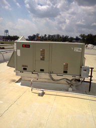Commercial Project - Cook's Heating & Cooling
