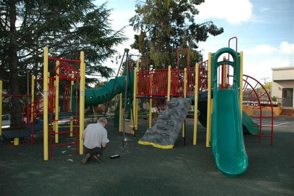 Surface Impact Testing - Community Playgrounds, Inc.