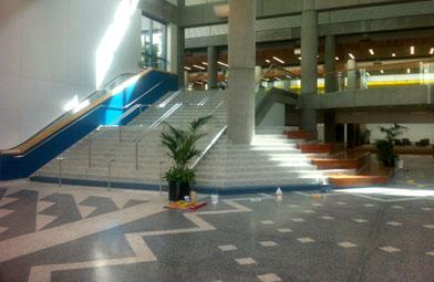 San Jose Convention Center - American Terrazzo Co.