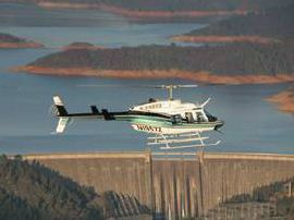 Aerial Services - Charter Services - Redding Air Service, Inc.