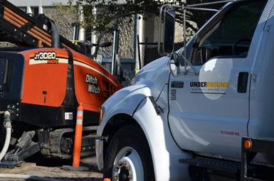 Directional Drilling - Underground Electrical Services, Inc.