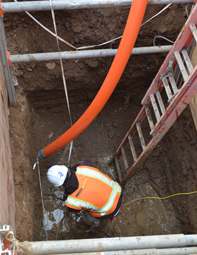 Dry Utility Installation - Underground Electrical Services, Inc.