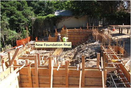 New Foundations - Adam Dahlen Construction