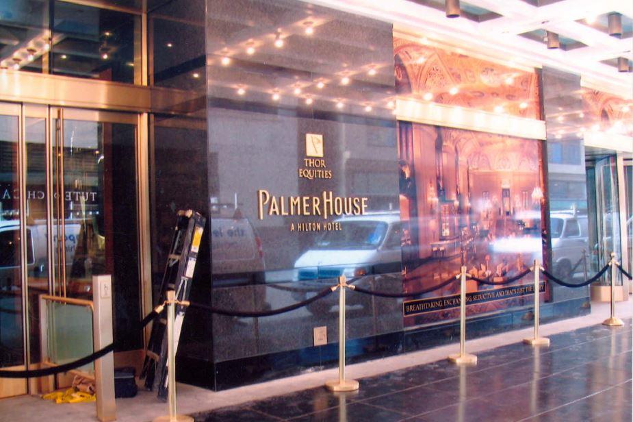 Palmer House Hilton - JSL Pressure Washing, Inc.