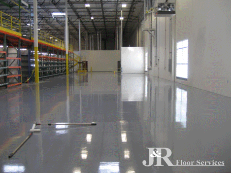 Recent Projects - J & R Floor Services