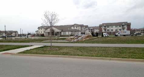 Carronade Apartments - 140 Units + Clubhouse Perrysburg, Ohio - R.A. Rush Plumbing & Heating, Inc.