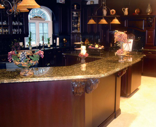 Kitchen Countertop  - Renaissance Marble Works