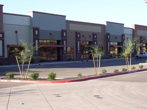 Commercial Glass - Storefronts - Precision Glass & Aluminum, LLC