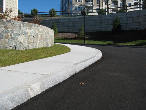 DeRosa Curb - Hathorne, Massachusetts | ProView
